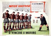 Notilie Sovietiche, O Vincere O Morire.  Italian football 1938 World  Cup